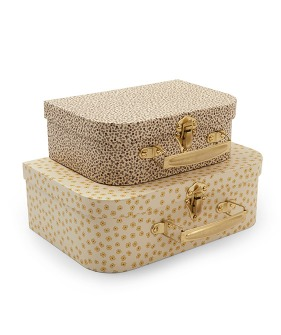 2 Pack Luggage - Buttercup Yellow/Rosarie