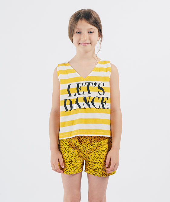 Let's Dance Top (Kid) #01055