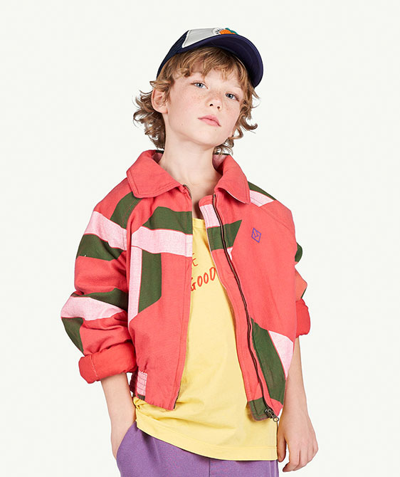 Falcon Kids Jacket - 001262_006_OY
