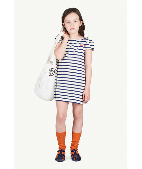 Flamingo Kids Dress - 001162_009_QH
