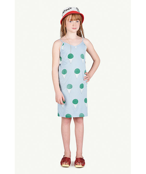 Gazel Kids Dress - 001138_022_OT