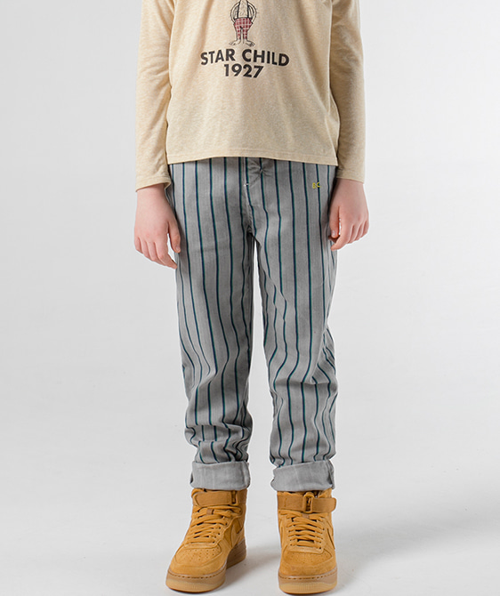 Striped BC Chino Pants #062
