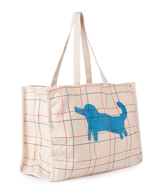 Dog Tote Bag #244