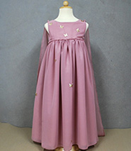 SOPHIE PINK-DRESS ★ONLY 3-5Y★