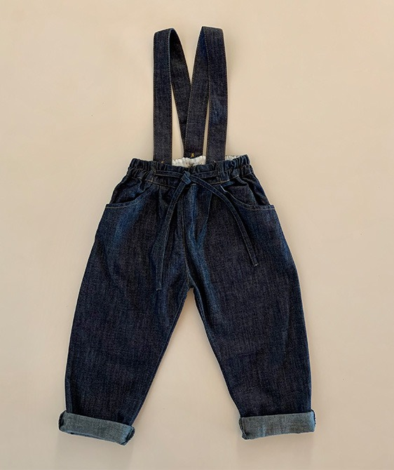 Lupo Jeans - Navy Blue Denim ★ONLY 6-7Y★