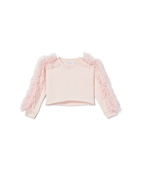 Soiree Sweatshirt - Shirley Pink