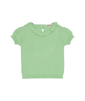 Cassy Sweater (SS21-LDM) - Pastel Green