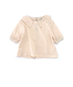 21106 Collar Blouse - Natural (909)