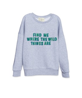 Summer Sweatshirt - Heather Grey