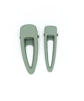 Matte Clips (Set Of 2) - Fern