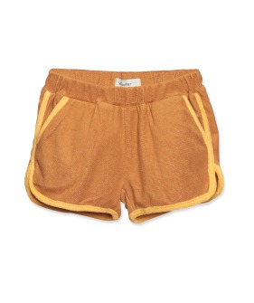 Gym Shorts - Brown