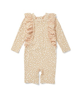 Manuca Swim Onesie - Buttercup Yellow ★ONLY 3Y★