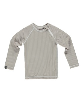 Ribbed LS Tee - Sand ★ONLY M★